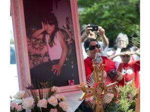 Five-year old Omara Meza killed in 2013.