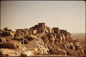 Hopi Mesa Village