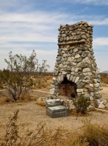 Llano del Rio ruins
