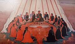 Peyote Ritual Circle