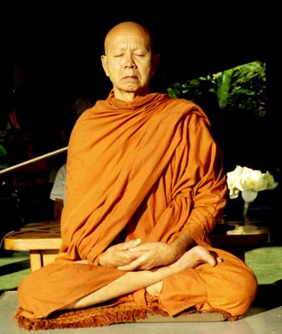 Blog   Deser... Zen Meditation Monk